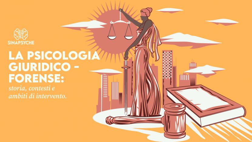 psicologia giuridico forense