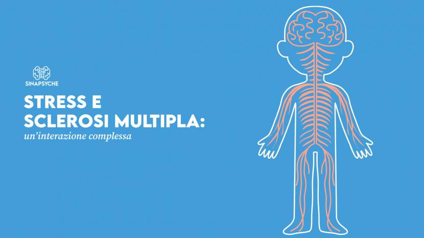 stress sclerosi multipla